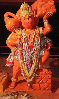 orange-color-bajarangbali-statue-pics