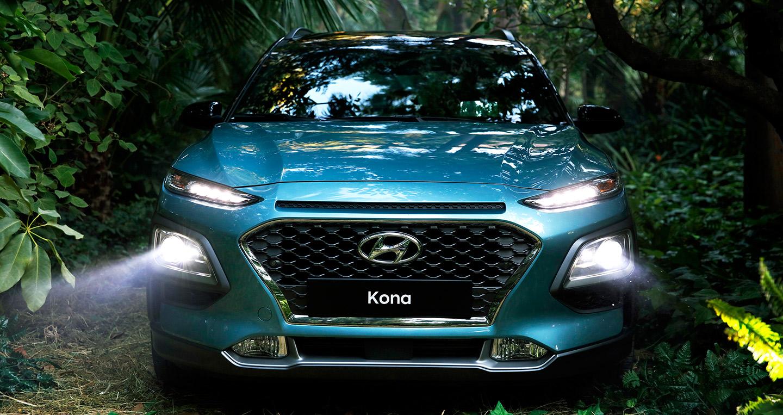 Đèn Led Hyundai Kona 2019