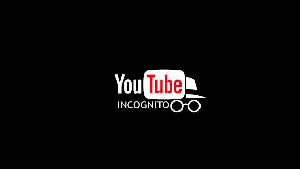 Cara Kegunaan Memakai Mode Penyamaran (Incognito) Di Youtube