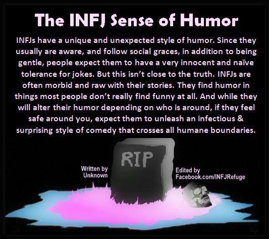 Dark Humor Quotes: The World We Create: INFJ: Michael Pierce's Video, Segment