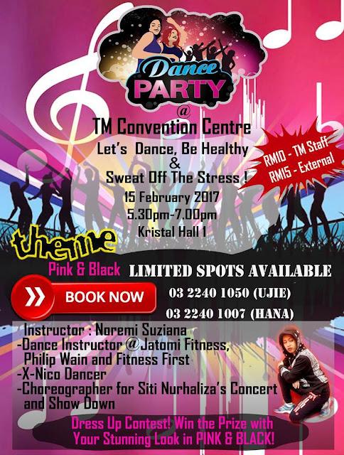DANCE PARTY @ TMCC
