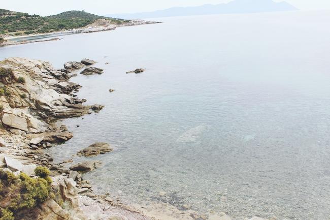 Letovanje u Grckoj na Sitoniji