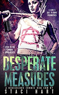 Desperate Measures by Staci Hart