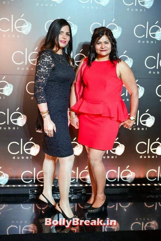 Lekha Dhanecha and Abida Noor