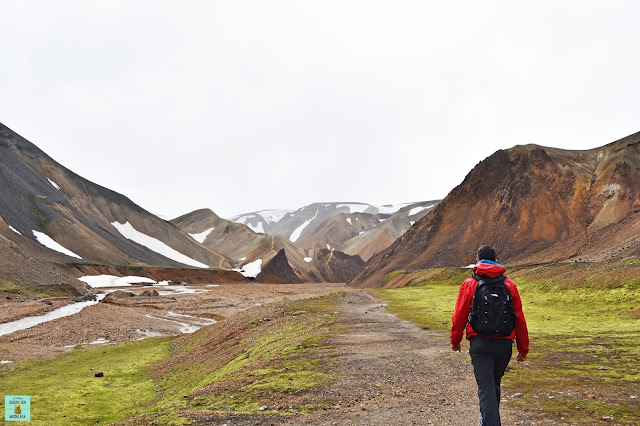 Landmannalaugar, Islandia