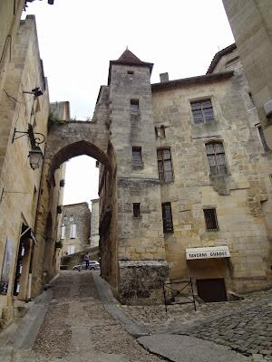 Puerta de la Cadene