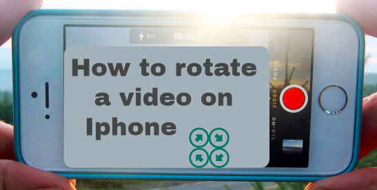 How to Rotate Videos on iPhone