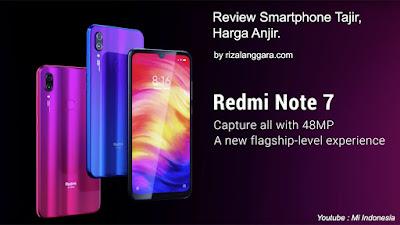 Spek Xiaomi Redmi Note 7 2019 Indonesia