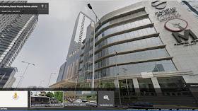 Sensasi Keliling Kota Dengan Google Street Views