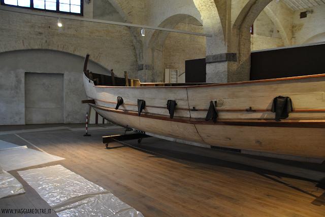 Museo delle navi antiche di Pisa: il tesoro degli Arsenali Medicei