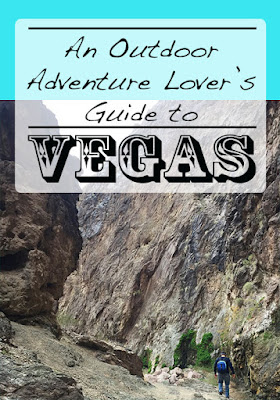 Hikes near Vegas