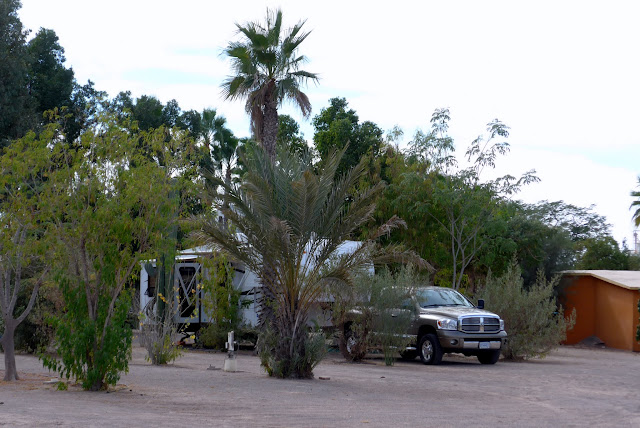 Camped at RV Misiones