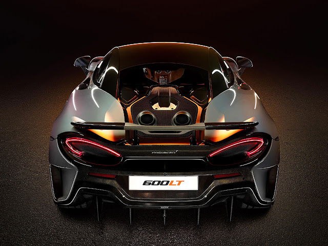 McLaren 600LT - Chicane Grey