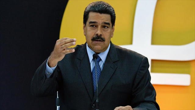 """""""Petro oro"""": Maduro anuncia nueva criptomoneda respaldada por oro"""