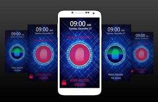 Jio Phone Fingerprint Apk - Download Lock Screen & App Lock
