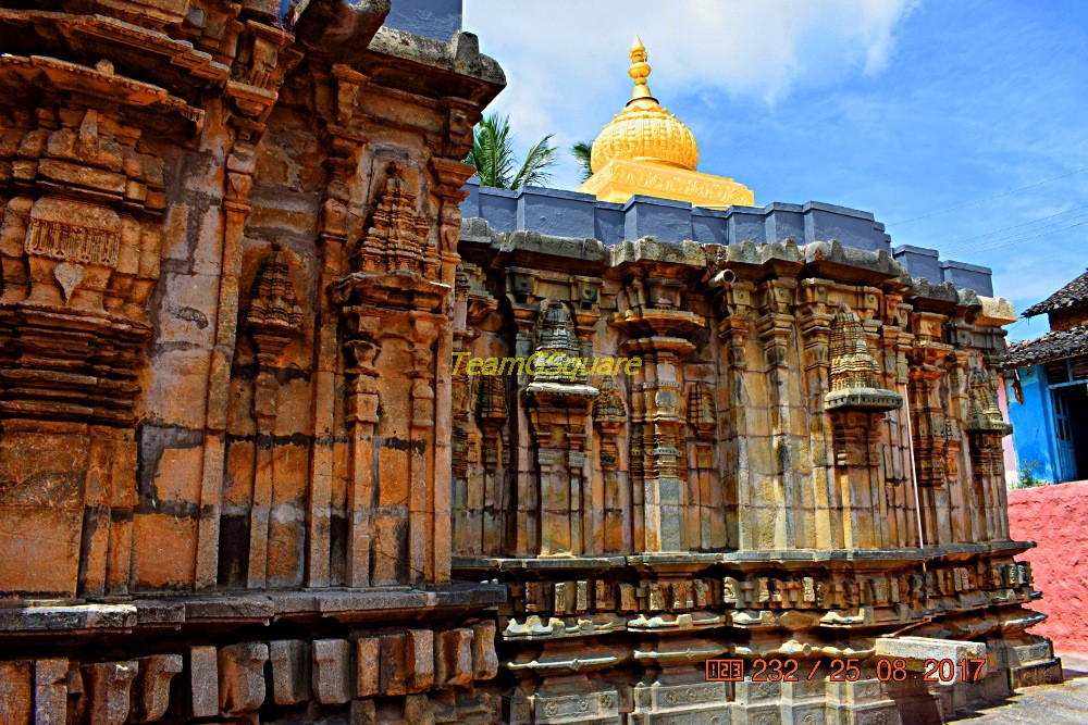 Sri Kalleshwara Temple, Anekonda
