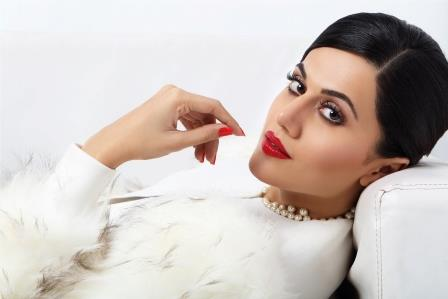 Taapsee's next is a social thriller directed by Anubhav Sinha