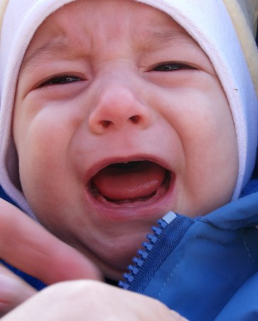 Baby Teething Pimples, The Cause, and How to handle