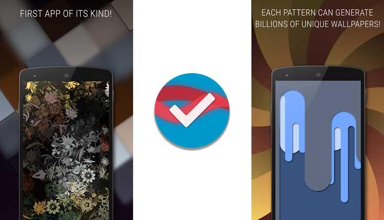 aplikasi wallpaper keren - Tapet