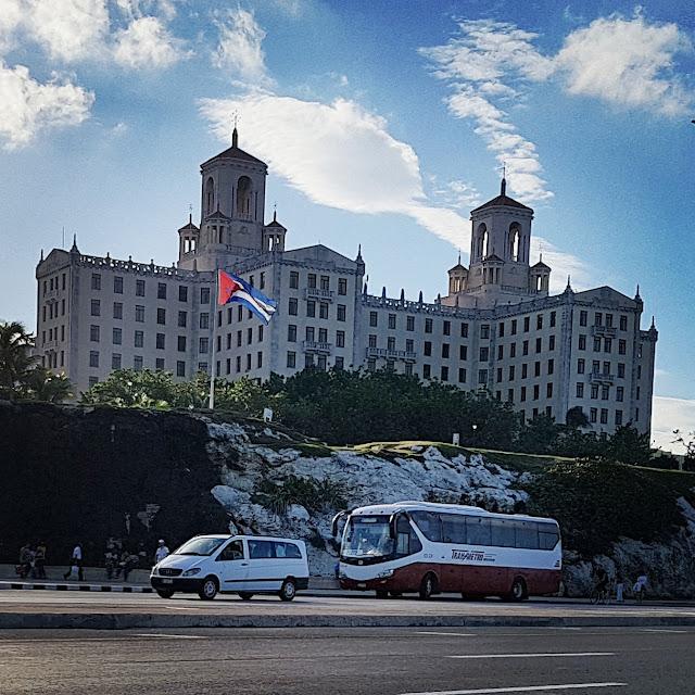 Hotel Nacional - Havana - Cuba