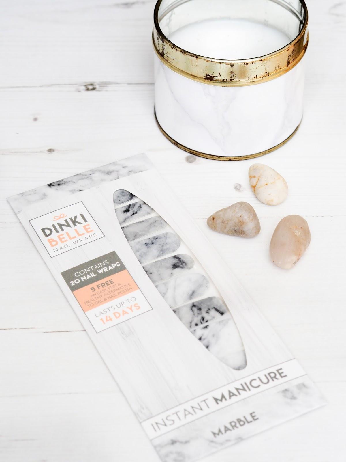 DinkiBelle Nail Wraps