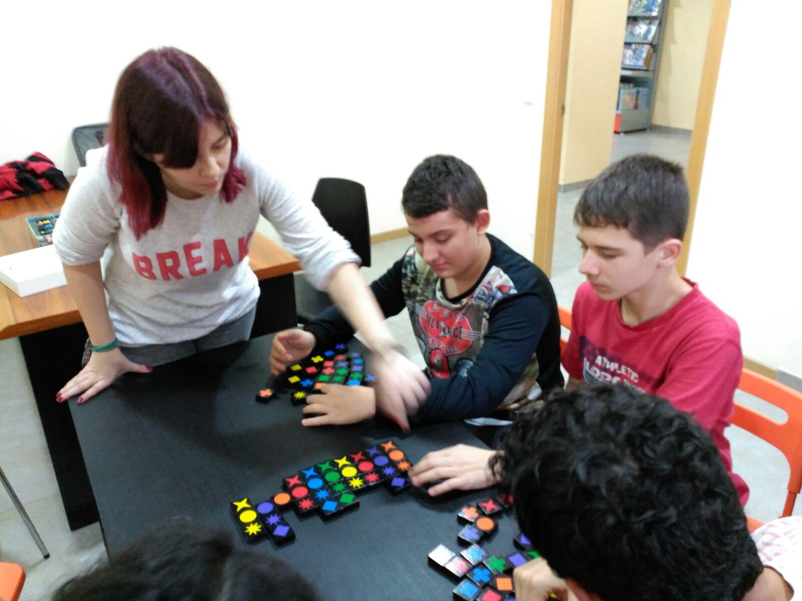 Juego De Mesa Y Autismo