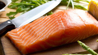 fish is good for heart health