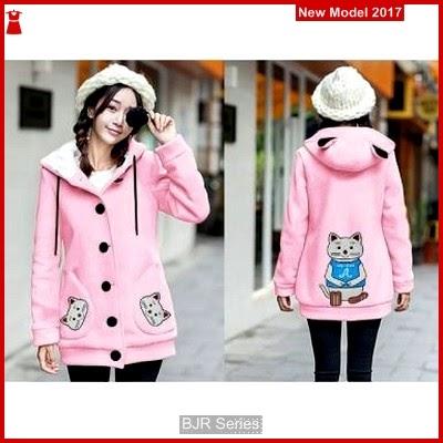 BJR109 D Jaket Bear Pink Murah Grosir BMG
