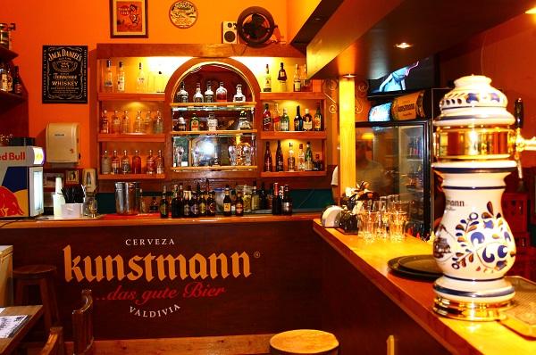Bar Cervecería O'H em Viña del Mar