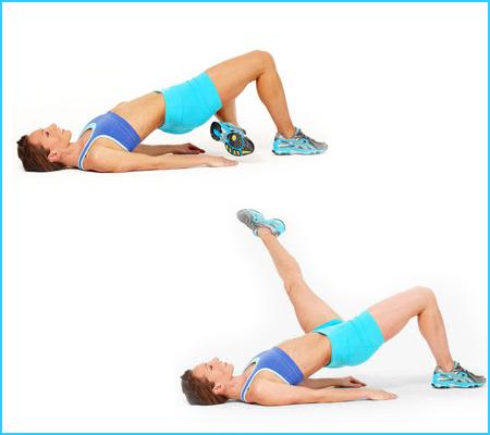 Лесни упражнения за отслабване и стягане на краката. Кардио тренировка за стегнати бедра и дупе