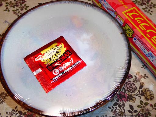 【NISSIN(日清食品)】チキンラーメン アクマのキムラー 激辛MADMAX