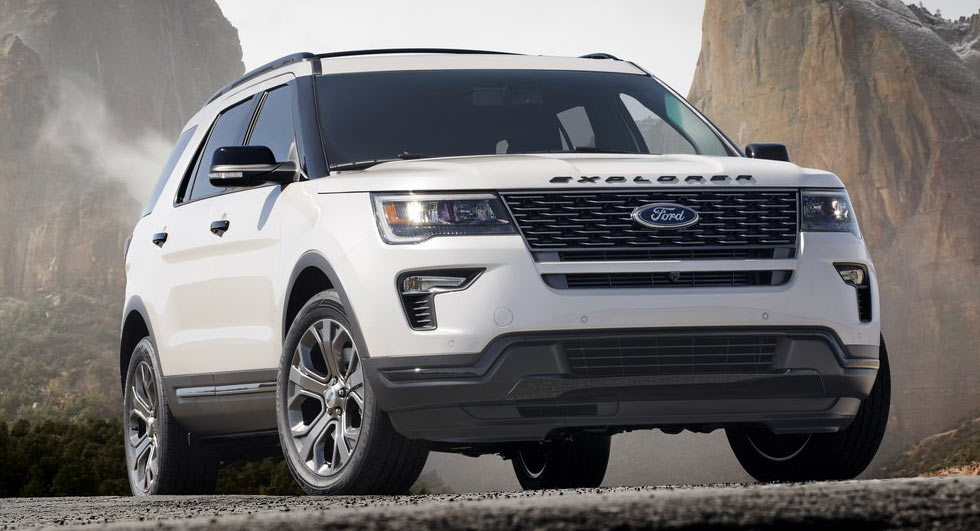 ford trademark filing hints at plug in hybrid versions of the explorer kuga and transit