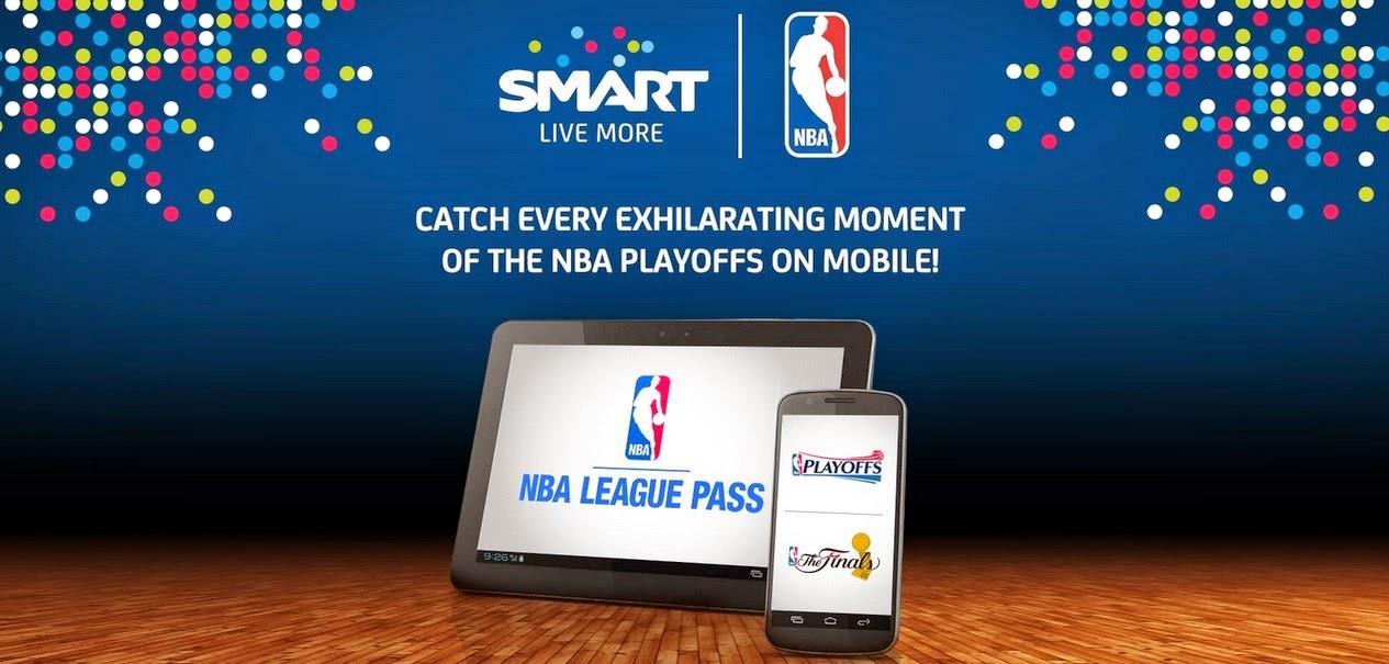 Smart offers NBA League Pass
