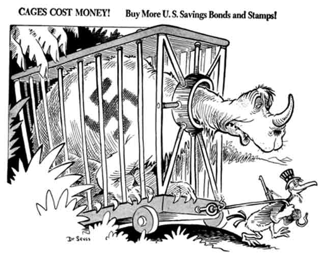 Dr. Seuss cartoon 15 December 1941 worldwartwo.filminspector.com