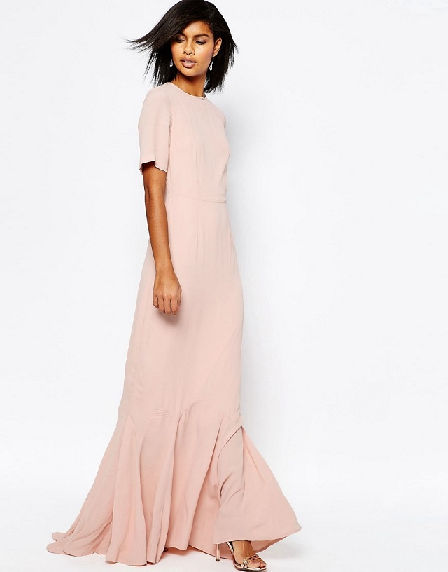 vestido invitada boda blog look outfit wedding guest asos