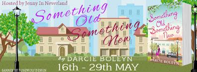 Something Old Something New by Darcie Boleyn book banner