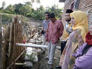 Abrasi Ancam Pemukiman Warga di Suli