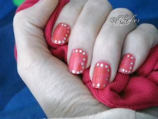 pink sponge gradient