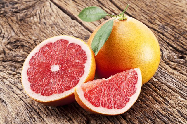 Amazing Health Benefits of Grapefruit