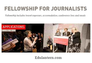 Falling Walls Fellowship for Full-Time Journalists or Bloggers (Fully Funded)