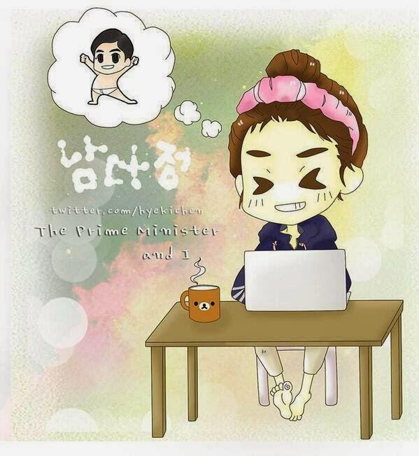 20 Gambar Lucu Animasi Korea