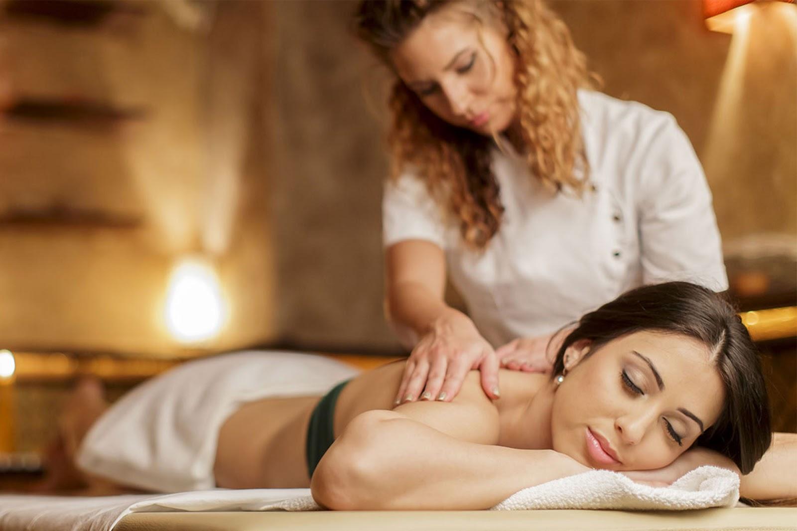 Full Body Massage In