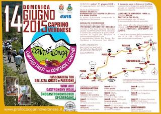Contralonga  14 Giugno  Caprino Veronese