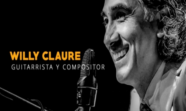 Willy Claure: Guitarrista y compositor boliviano