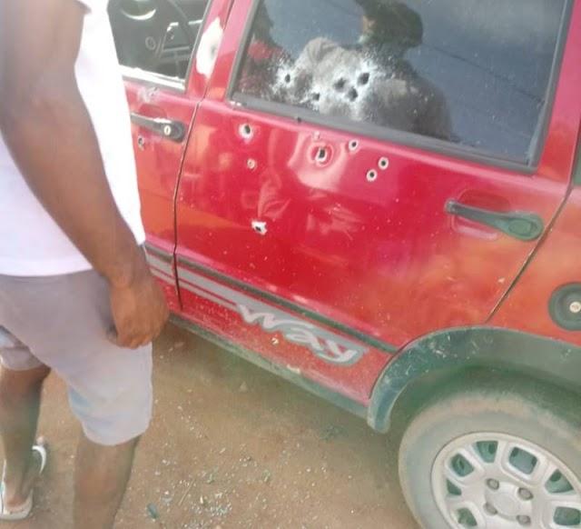 Casal morre vitima de arma de fogo em Itabela
