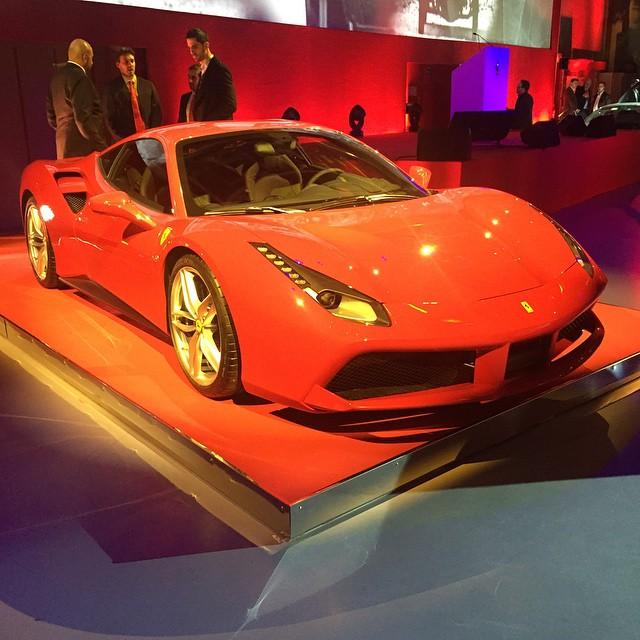 Ferrari 488 GTB (2015) 44