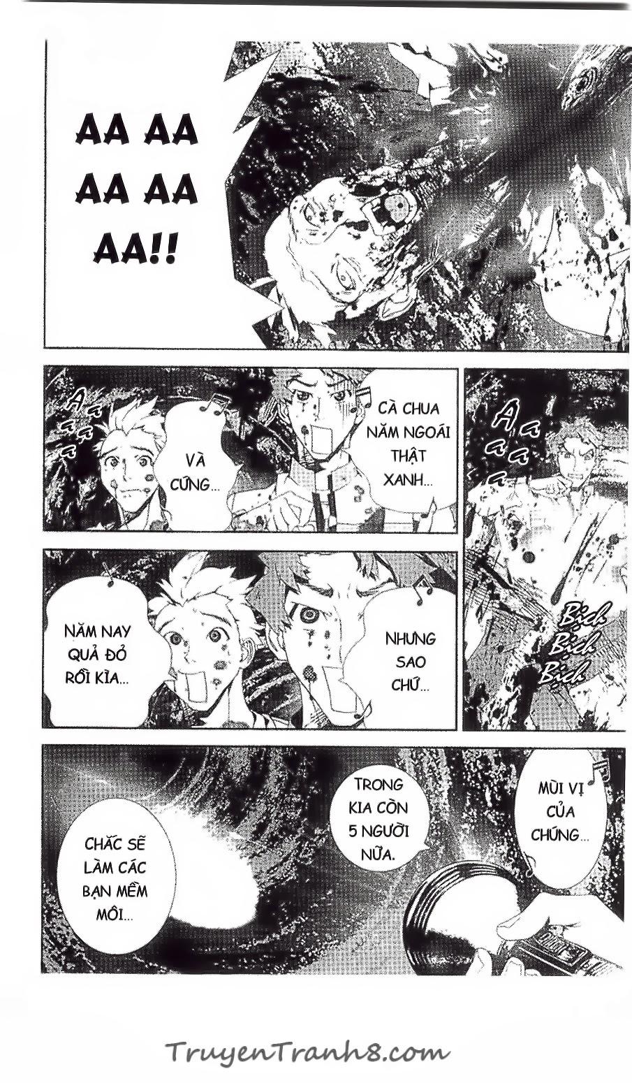 Shiki chapter 37 trang 19