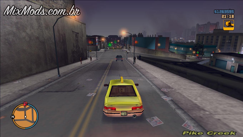 III/VC] GTA IV Hud (hud do GTA IV) -   MixMods   Mods para GTA SA e