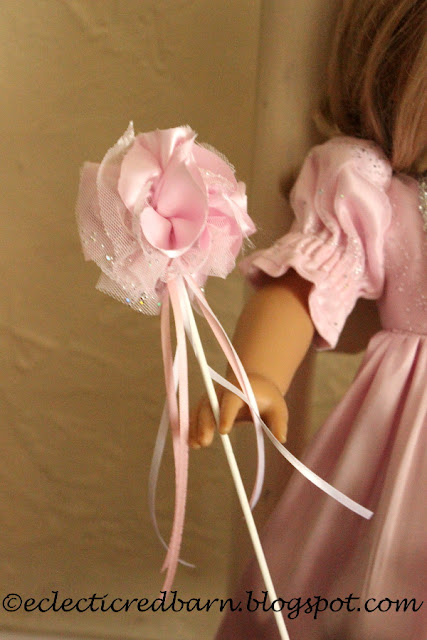 Eclectic Red Barn: AG Halloween Princess Wand