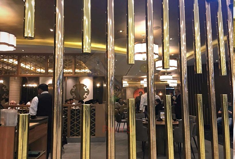 paradise dynasty ortigas restaurant